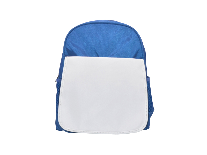 4c4aaa57e9de Sublimation Blue Kids School Bag - BestSub -Al Mahir Printing Equipment  Trading-Sublimation Blanks