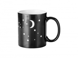 11oz Engraving Color Changing Mug (Star)
