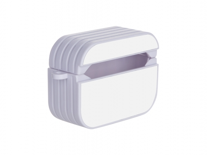 Sublimation AirPods Pro Headphone Charging Box Cover (White)