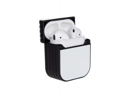 Sublimation AirPods 2 Headphone Charging Box Cover (Black)