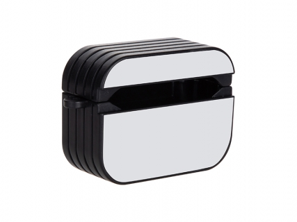 Sublimation AirPods Pro Headphone Charging Box Cover (Black)